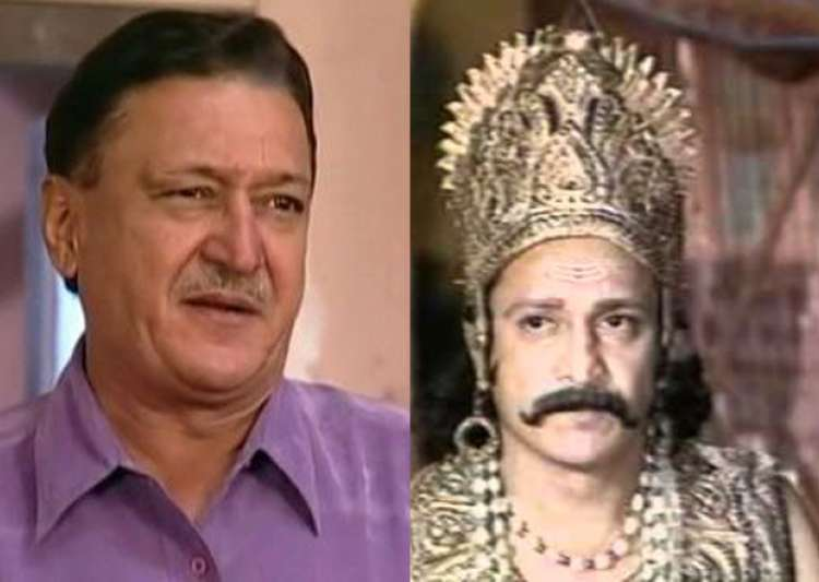 Mukesh Rawal who played Vibhishan found dead on railway