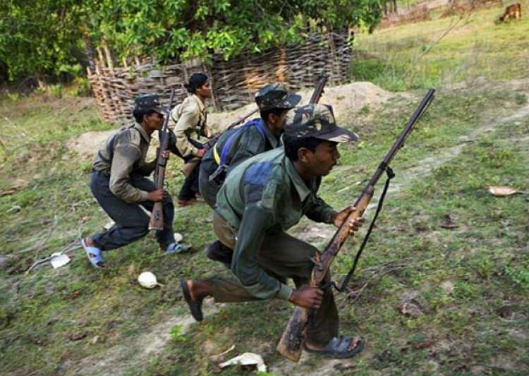 File pic - Naxals in Chhattisgarh - India Tv