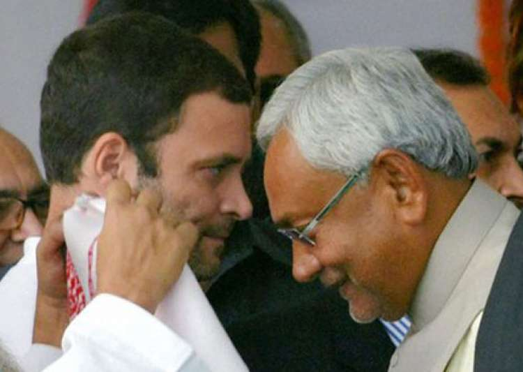 Congress sees Nitish Kumar's PM ambitions behind his- India Tv
