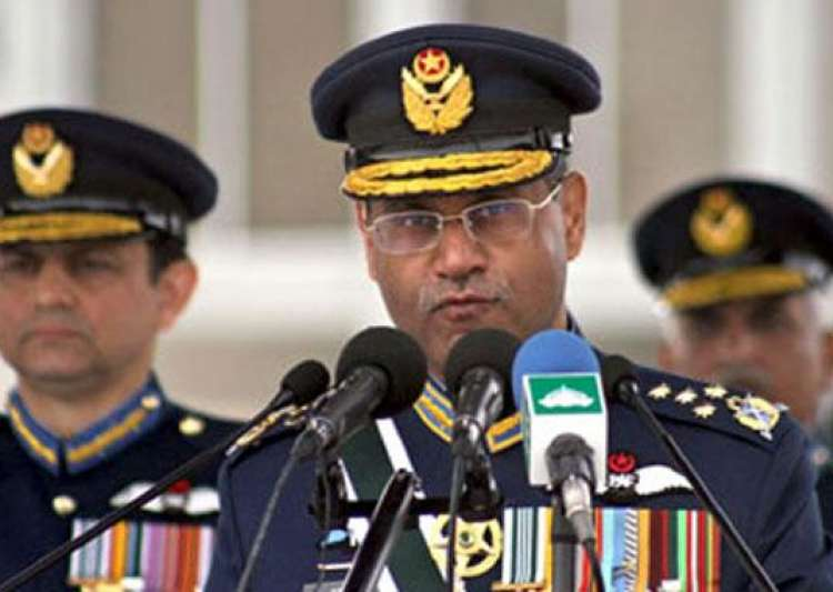 Pak air force chief- India Tv