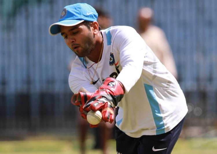File pic of Parthiv Patel- India Tv