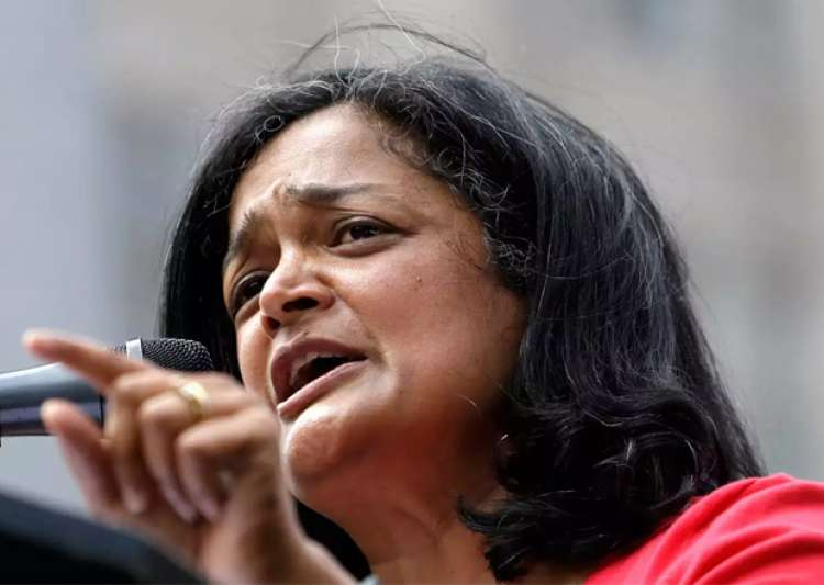 File pic of first Indian-American Congresswoman Pramila- India Tv