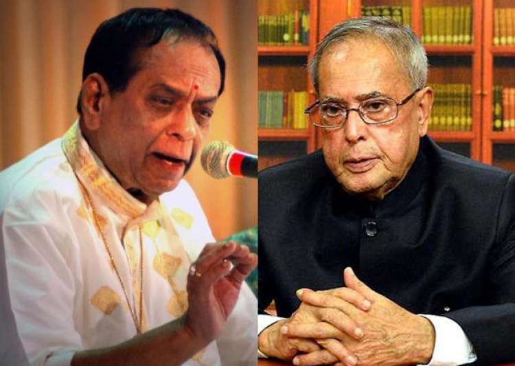 President condoles death of M. Balamuralikrishna- India Tv