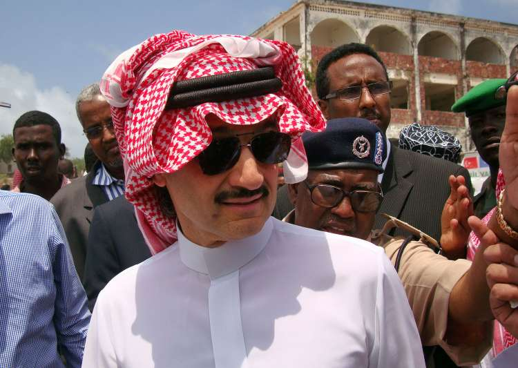 Prince Alwaleed bin Talal- India Tv