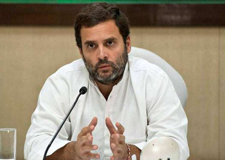 File pic - Congress vice-president Rahul Gandhi- India Tv