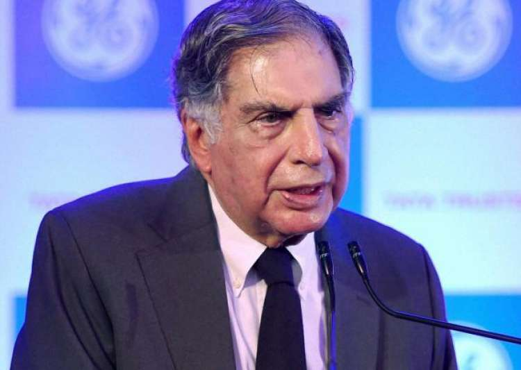 File pic - Tata Group chairman Ratan Tata
