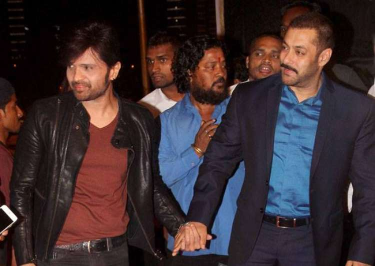 Himesh credits his success to Salman- India Tv
