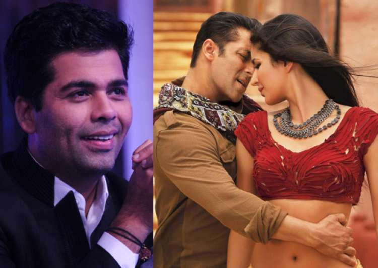 Has KJo convinced ex flames Salman and Katrina to sit on- India Tv
