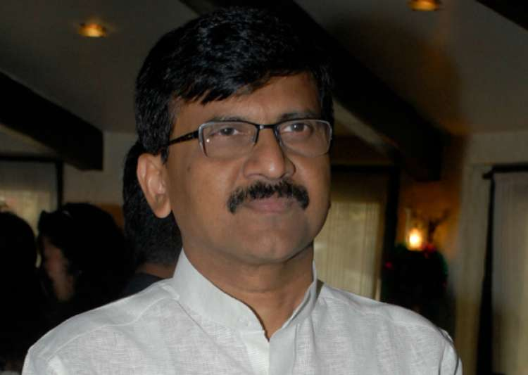 File pic - Shiv Sena MP and leader Sanjay Raut- India Tv