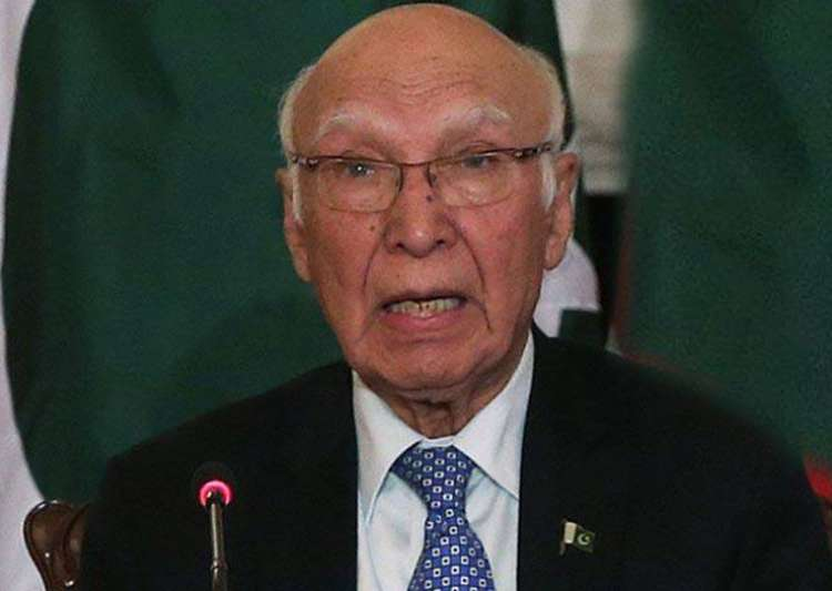 Sartaj Aziz, Heart of Asia, Amritsar, Pakistan- India Tv