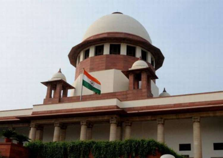 File pic - Supreme Court of India