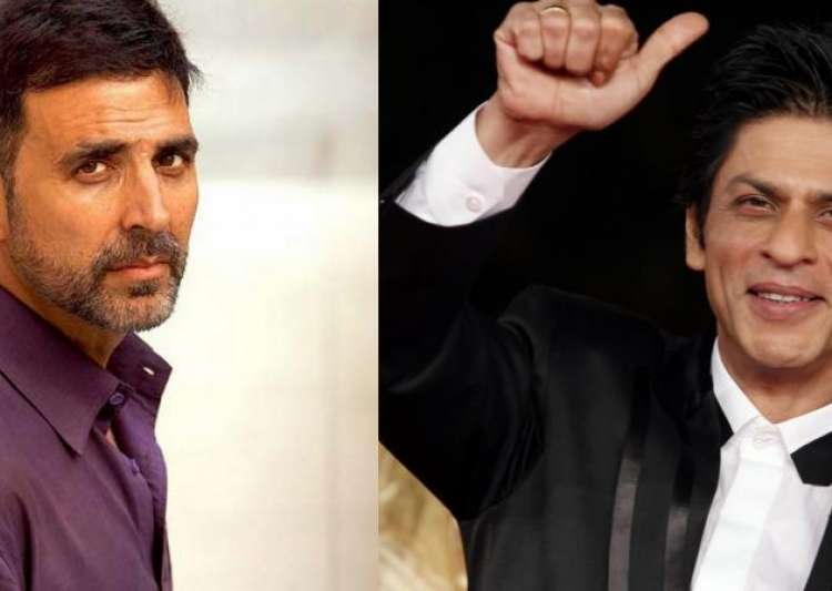 SRK and Akshay's film clash