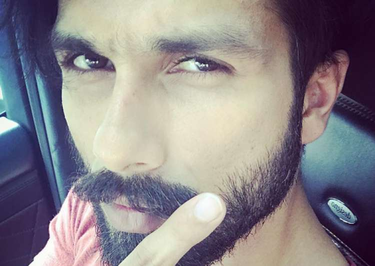 Shahid starts shooting for 'Padmavati'- India Tv