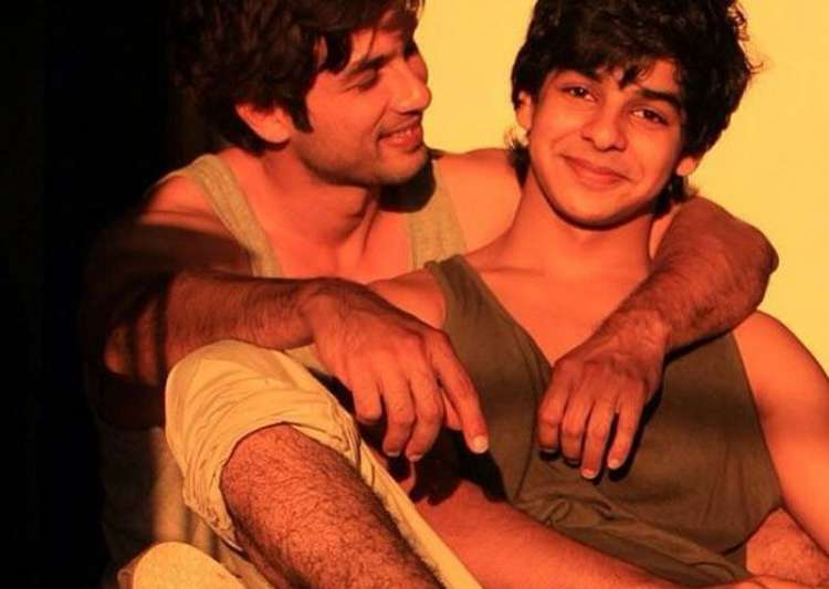 Shahid on younger brother Ishaan's debut