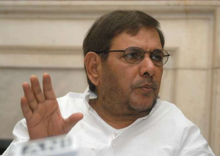 Sharad Yadav- India Tv