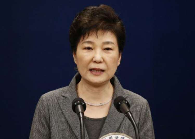 File pic - South Korean President Park Geun-hye- India Tv