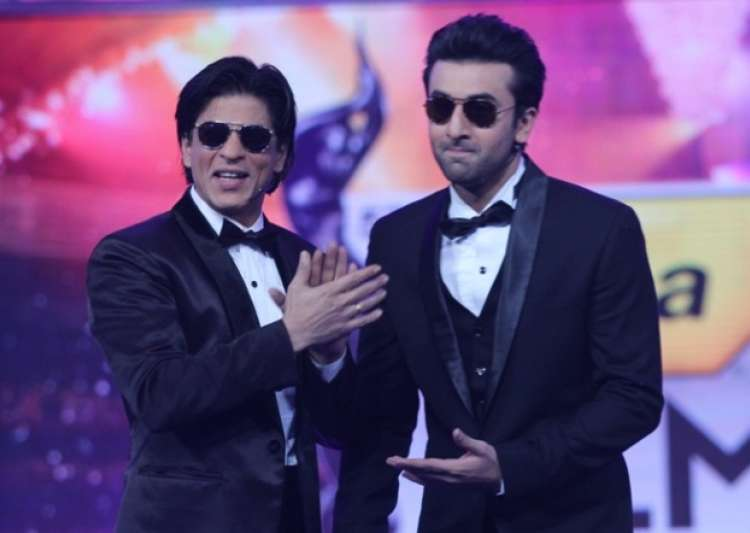 Shah Rukh and Ranbir- India Tv