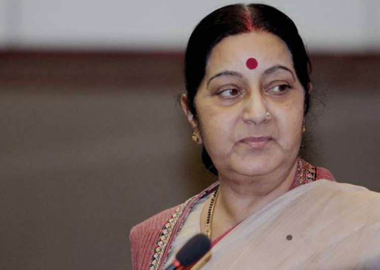Tamil Nadu, Sushma Swaraj, Dubai, Indian Embassy- India Tv
