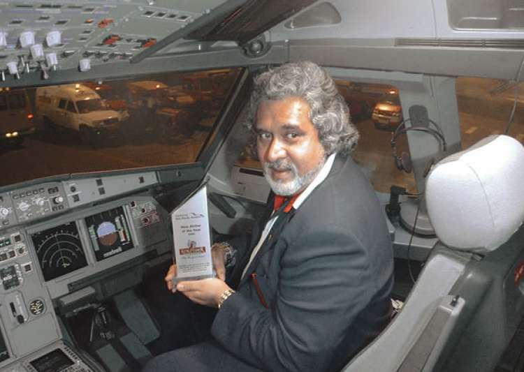 Service Tax Dept to auction Mallya plane on Nov 28-29- India Tv