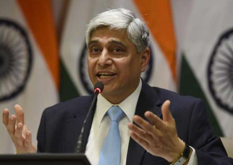 Vikas Swarup- India Tv