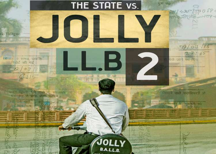 Akshay Kumar in Jolly LLB 2 teaser poster- India Tv