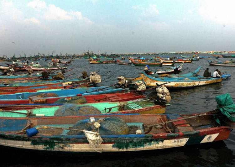 Fishermen have been asked to avoid entering sea water for- India Tv