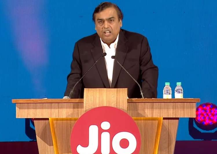 Reliance Jio- India Tv