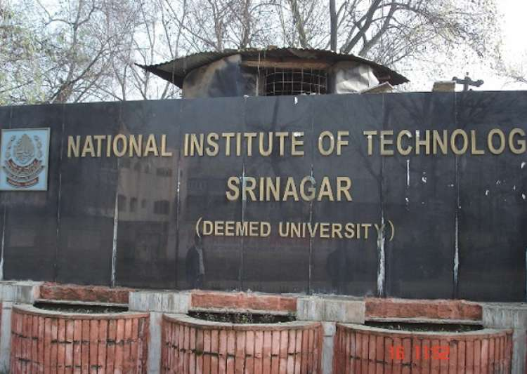 File pic - NIT Srinagar - India Tv