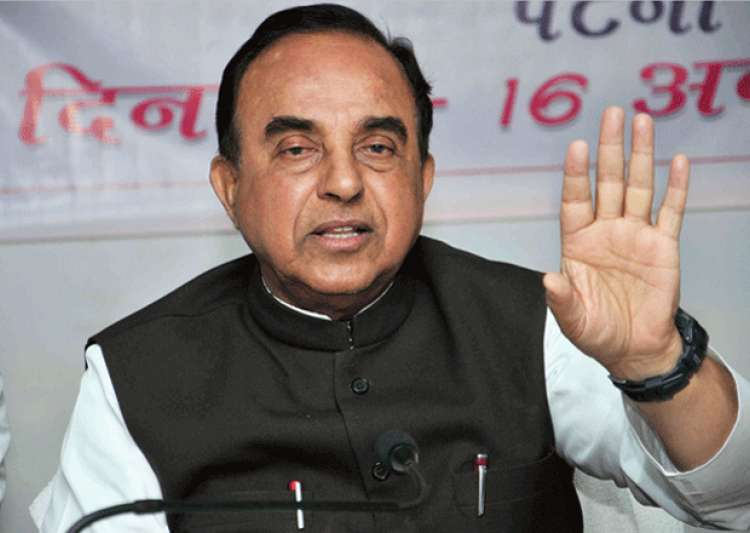 File pic of BJP leader Subramanian Swamy- India Tv