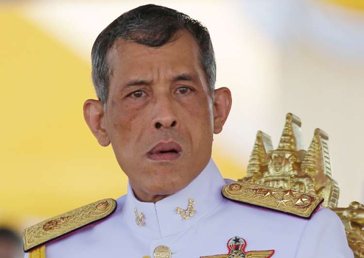 Vajiralongkorn crowned Thailand's new king- India Tv