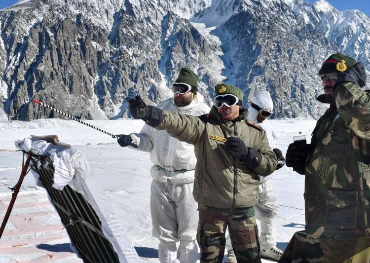 Siachen, Pakistan, India, Terrorism- India Tv
