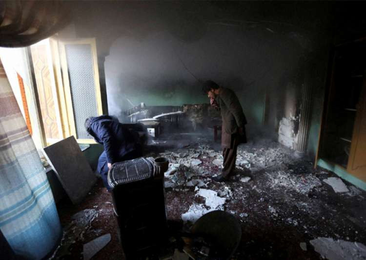 At least 50 killed in bombings across three Afghan cities