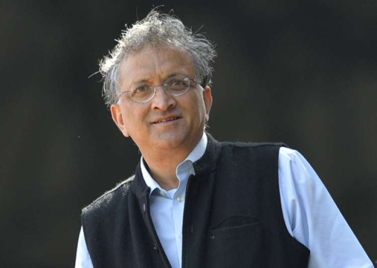 A file image of historian Ramachandra Guha.- India Tv