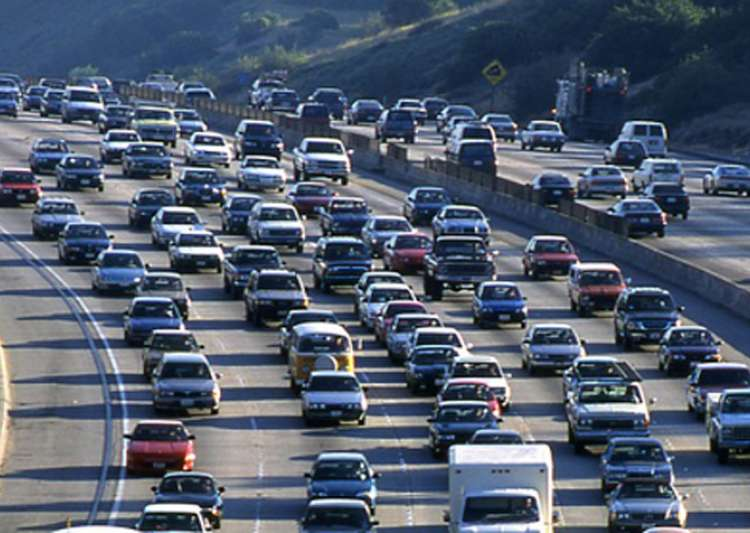 Los Angeles is most traffic clogged city in world