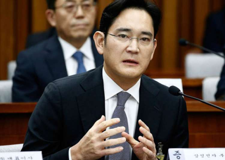 Samsung heir Lee Jae-yong arrested in South Korea on- India Tv