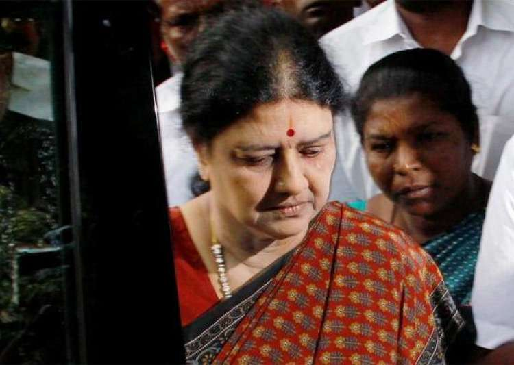 Sasikala, family to be kept away from party, Tamil Nadu- India Tv