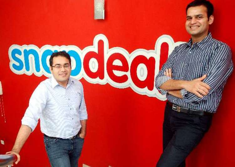 Snapdeal owners were unimpressed with the cash and stock- India Tv