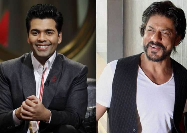 SRK is all praises for 'Badrinath Ki Dulhania', Karan