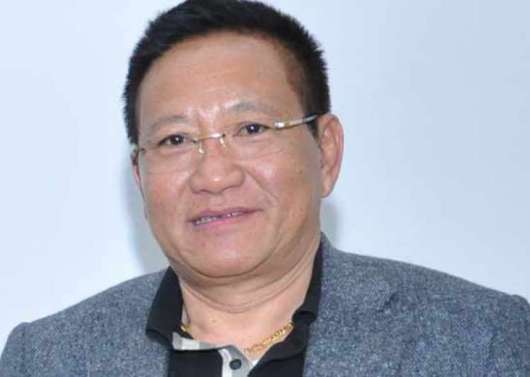 Nagaland, TR Zeliang, Chief Minister