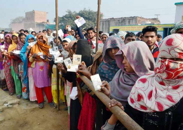 Polling for third phase of UP Assembly elections today