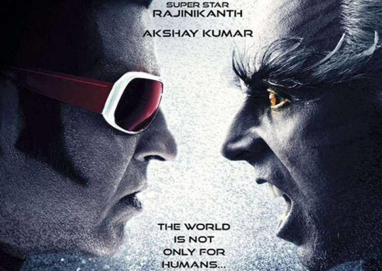 Rajinikanth's 'Robot 2.0' marks Bollywood's big foray- India Tv