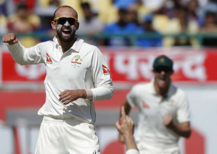 Ind vs Aus, 4th Test, Day 2, KL Rahul, Nathan Lyon- India Tv