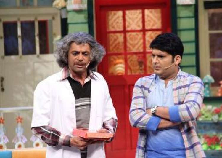 Shocking! Did Kapil Sharma really do this to Sunil Grover? - India Tv