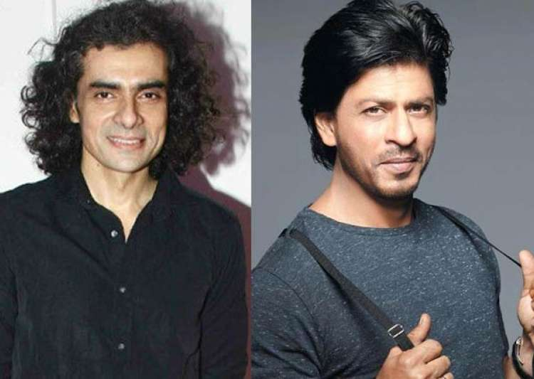 Are Shah Rukh Khan & Imtiaz Ali the new BFF of Bollywood?- India Tv