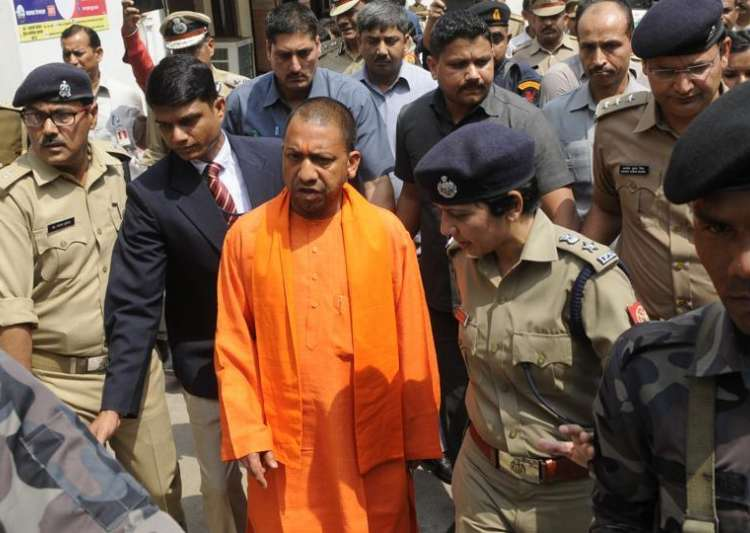 Yogi Adityanath, VVIP Security, Z Security, UP CM- India Tv