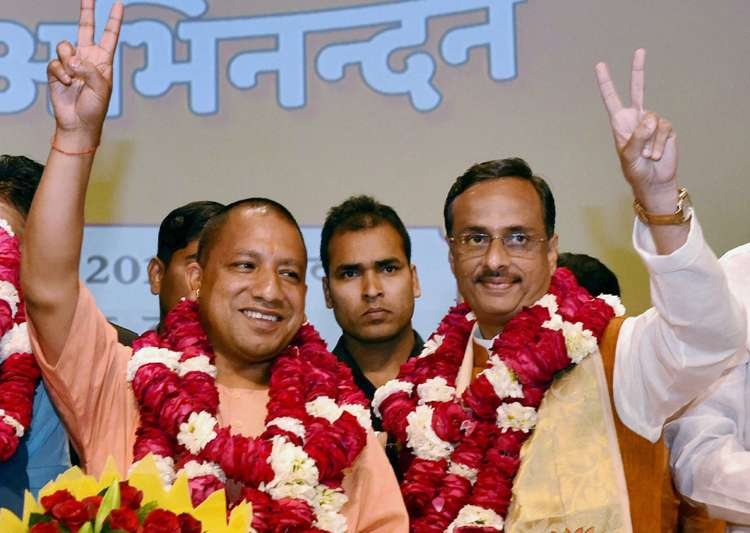 Dinesh Sharma will be one of the two deputies of Yogi- India Tv