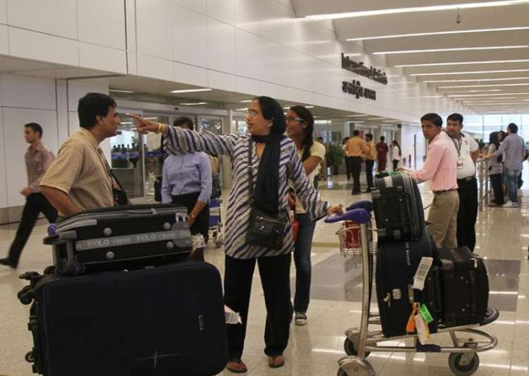 No hand baggage stamping at seven airports starting April 1- India Tv