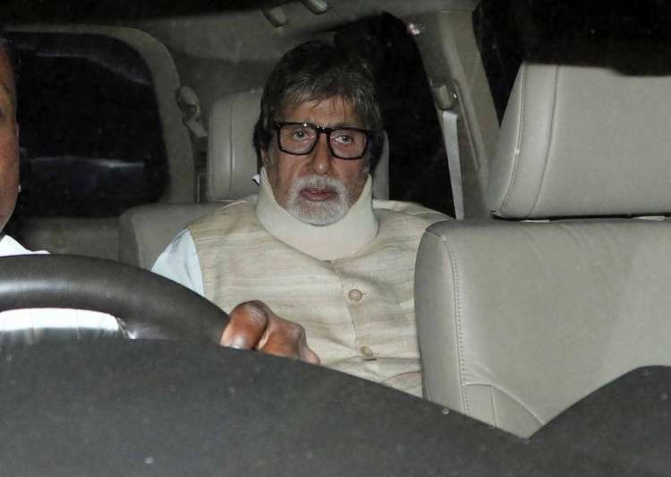 Amitabh Bachchan- India Tv
