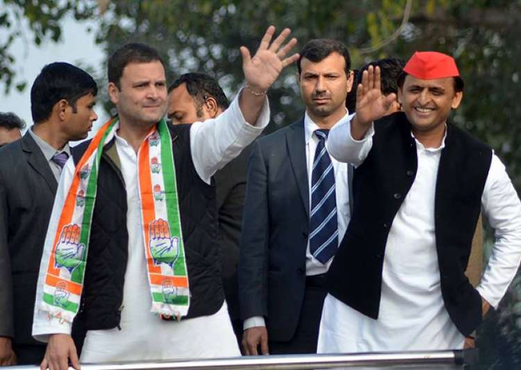 Congress eyeing 'mahagathbandhan' with SP, BSP to- India Tv