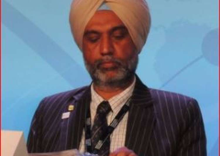 Amandeep Singh Gill- India Tv